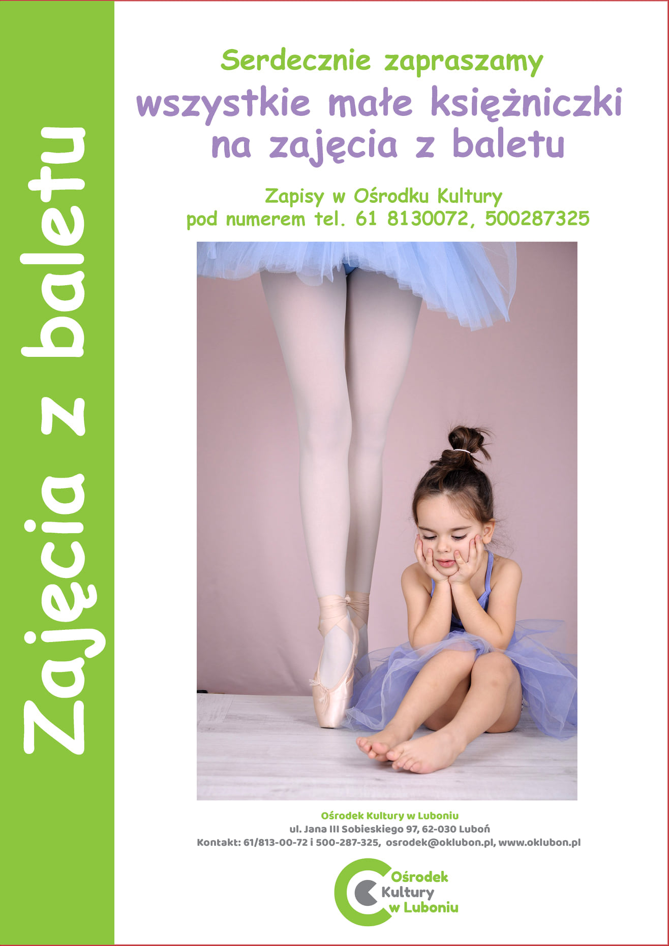 Zajęcia z Baletu
