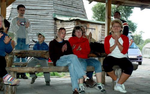 Triatlon Osób Niepełnosprawnych 2007