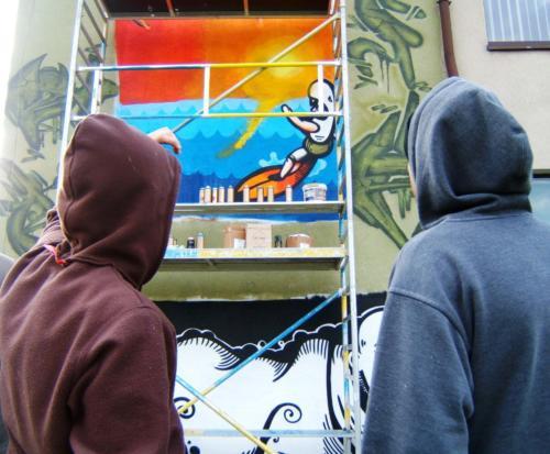 Graffiti 2008
