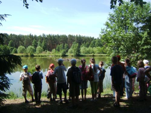 Półkolonie letnie 2008