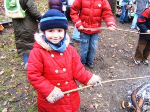 Półkolonie zimowe 2008