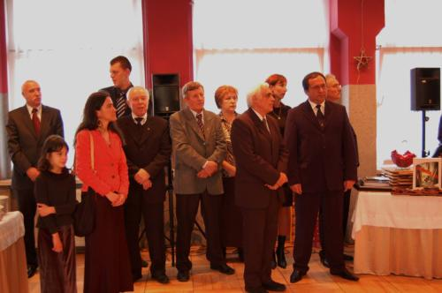 Rumuni w Luboniu 2008