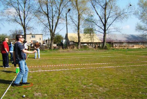 Turniej Boules 2008