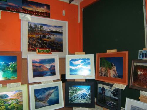"""Wystawa """"Kraina niezachodzącego słońca"""" 2008"""