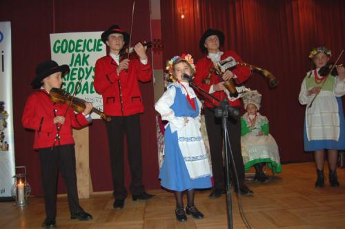 "Projekt ""Godejcie jak kiedyś godali"" 2008"