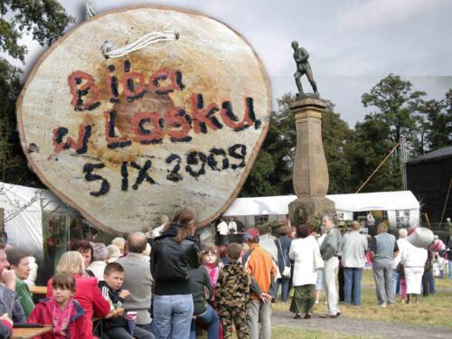 Biba w Lasku 2009