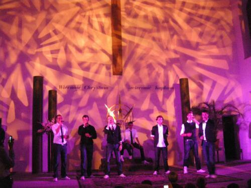 Koncert AudioFeels 2009