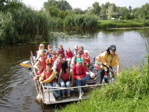 Półkolonie letnie 2009