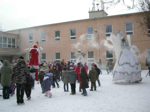 Parada Świąteczna 2009