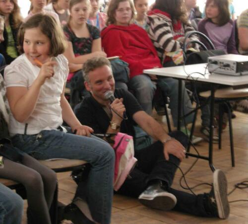 Spotkanie z Jarosławem Kretem 2009