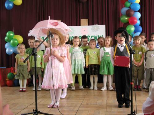 VI Przeglądu Piosenki Przedszkolne 2009