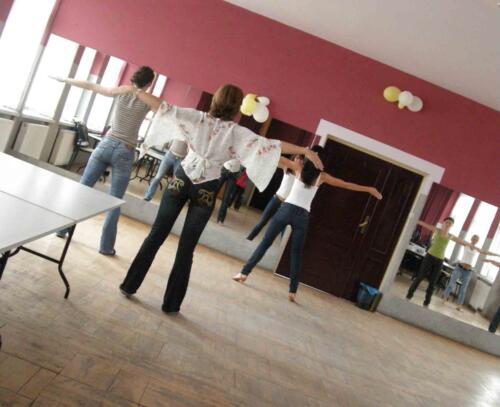 Warsztaty taneczne 2009