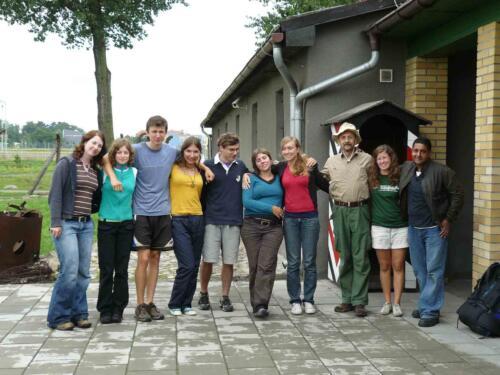 Workcamp 2009