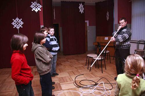 Zimowe warsztaty muzyczne 2009
