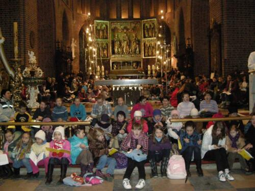 Śladami Trzech Króli z flażoletami 2010