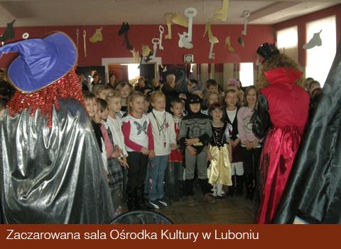 Andrzejki dla dzieci 2010