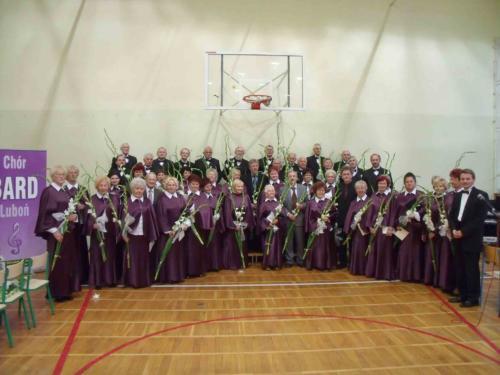 Jubileusz chóru Bard 2010