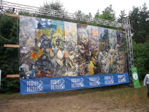 Międzygminna Bitwa pod Grunwaldem 2010