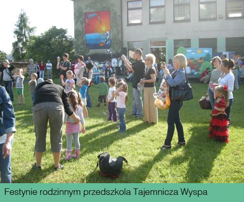 Odwiedziny przedszkolaków 2010