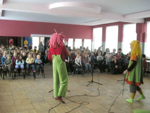 Teatrzyk dla dzieci luty 2010