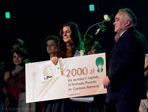 Festiwal Piosenki w Luboniu 2011
