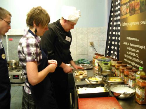 Kursy gotowania 2011