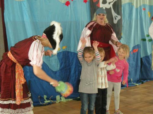 Teatrzyk dla dzieci październik 2011