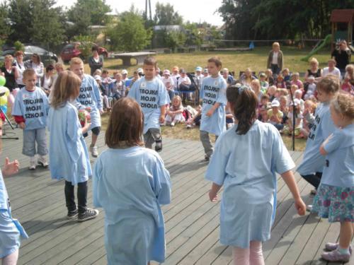 VIII Przegląd Piosenki Przedszkolnej 2011