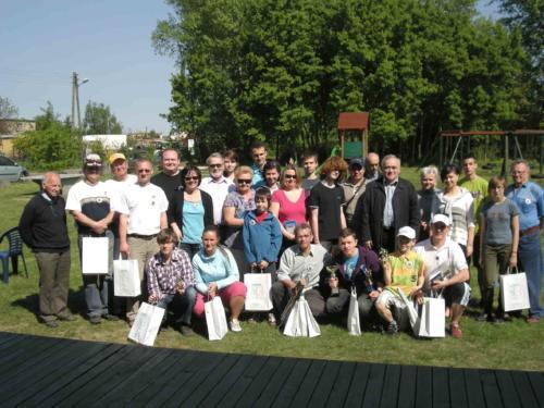 VIII Turniej o Puchar Burmistrza Miasta Luboń w Boules 2011