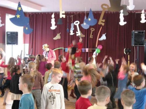 Andrzejki dla dzieci 2012