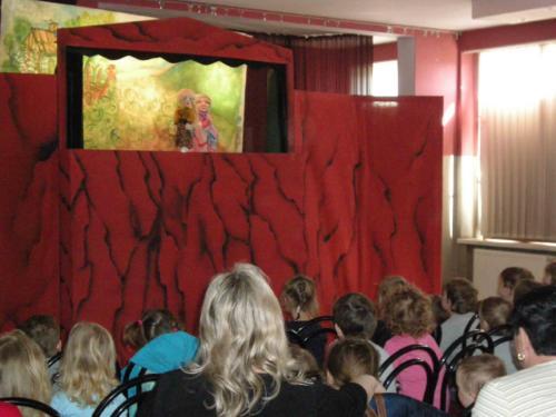 Teatrzyk dla dzieci czerwiec 2012