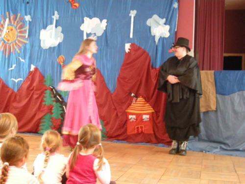 Teatrzyk dla dzieci listopad 2012