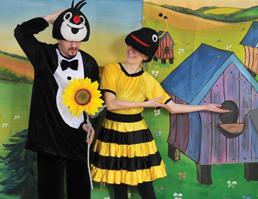 Teatrzyk dla dzieci maj 2012
