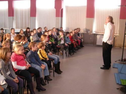 Teatrzyk dla dzieci luty 2013