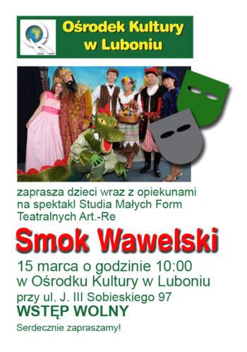 Teatrzyk dla dzieci marzec 2013