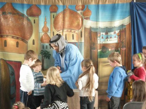Teatrzyk dla dzieci kwiecień 2014