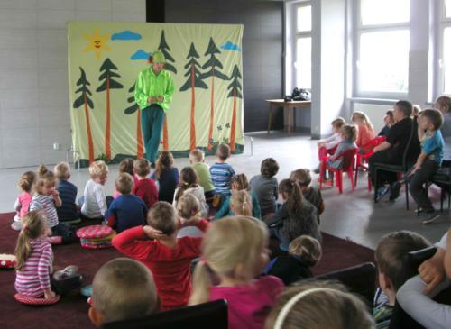 Teatrzyk dla dzieci maj 2014
