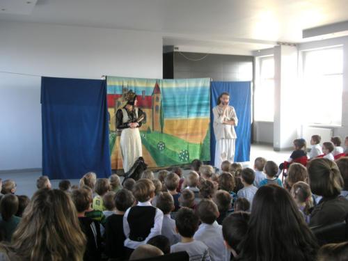 Teatrzyk dla dzieci marzec 2014