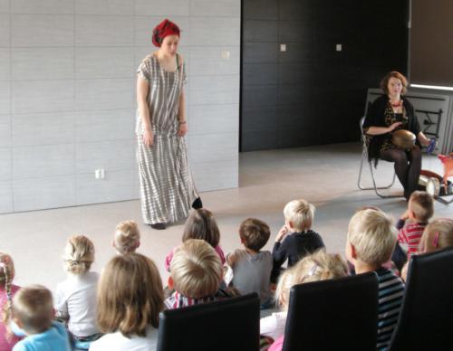 Teatrzyk dla dzieci październik 2014