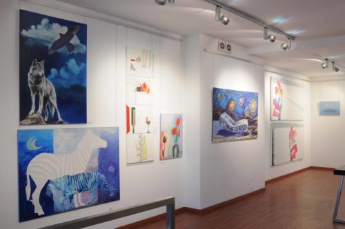 Wystawa: Bartoszek, Głowacki, Rudzka