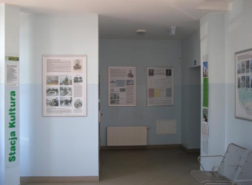 Wystawa na Stacji Kultura czerwiec 2014