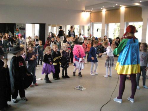 Andrzejki dla dzieci 2014