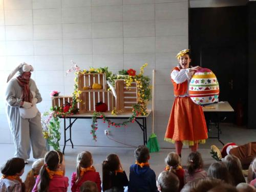 Teatrzyk dla dzieci kwiecień 2015