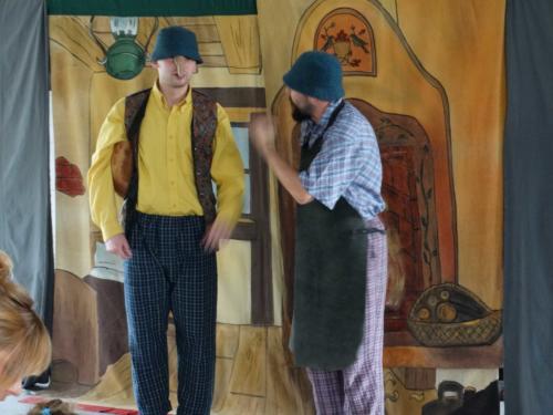 Teatrzyk dla dzieci listopad 2015