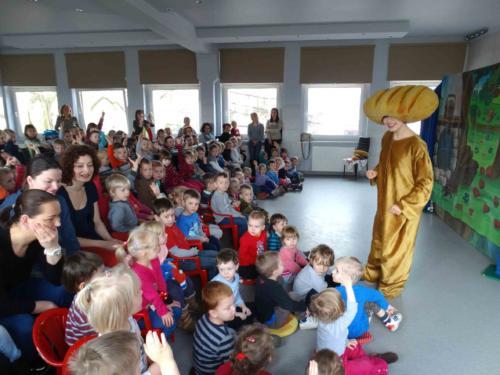 Teatrzyk dla dzieci marzec 2015