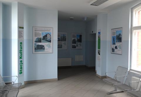 Wystawa na Stacji Kultura maj 2015