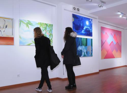 Wystawa naszego kolegi 2015