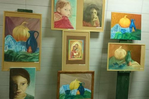Wystawa prac plastycznych 2015