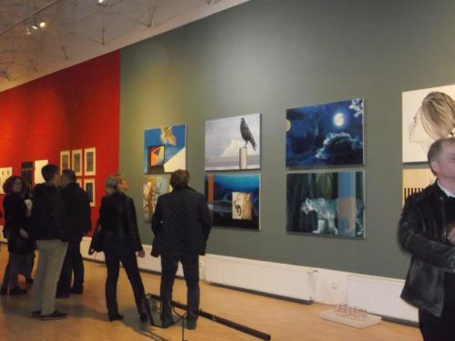 Nasz kolega kuratorem i uczestnikiem wystawy w Galerii Miejskiej Arsenał w Poznaniu