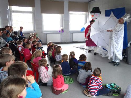 Teatrzyk dla dzieci luty 2016